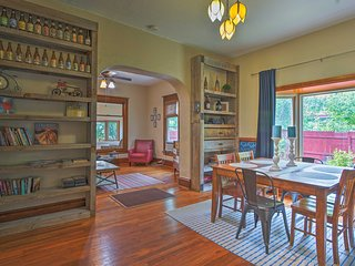 Fort Collins Home w/Large Yard - 3 Min to Old Town