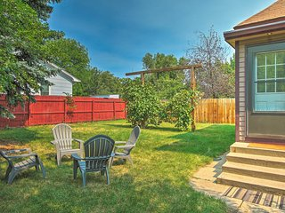 NEW! Charming Fort Collins Home w/ Yard & Patio!
