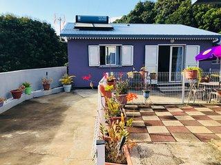 Location saisonnière maison Créole située à la Bretagne