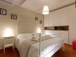 Guelfa apartment in Fortezza da Basso with WiFi & air conditioning.