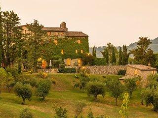 Luxury villa La Sommità - Cipressi