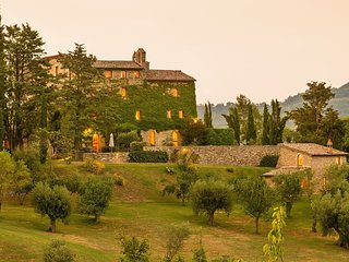 Luxury villa La Sommita - Cipressi