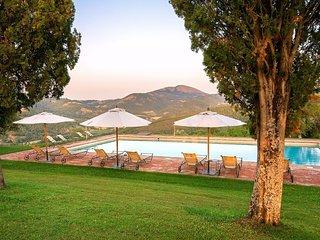 Luxury villa La sommita - ginestra