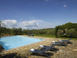 Luxury villa Palazzuolo