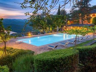 Luxury villa Alla Fattoria