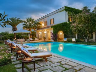 Luxury villa Masseria Panfi