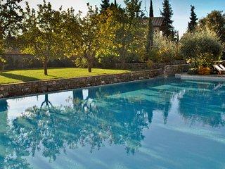 Luxury villa Il Borgo Mandorla