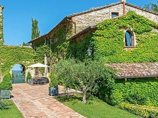 Luxury villa La Sommita - Olivi
