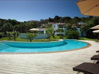 Luxury villa Riccio