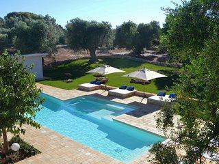 Luxury villa Petrolla