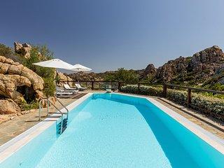 Luxury villa La Zagara