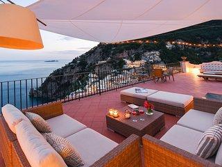 Luxury villa Giunone
