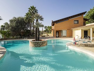 Luxury villa Concordia