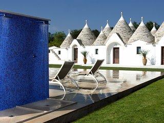 Luxury villa Trullibelli