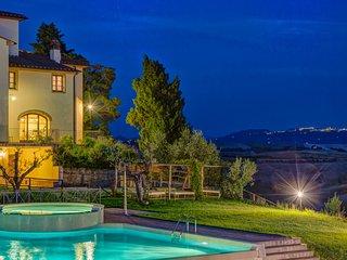 Luxury villa Ciggiano