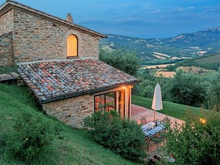 Luxury villa La Sommità - Cottage