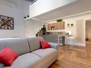 Mattonaia apartment in San Marco with WiFi & air conditioning.