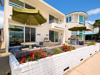Stylish Bay Front Two-Story Duplex - The Best of South Mission Beach Living!