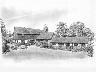 The Byre, Malvern