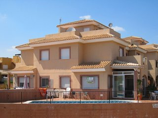Home with Private Pool near Mojacar, 3 bedrooms, air conditioners, Free WiFi