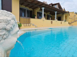 MATIS VILLA Sea View Private Pool, Terrace + Garden  Taormina