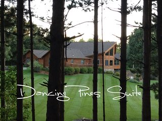 DANCING PINES SUITE near SJU, CSB & Wobegon Trail: 'Coming Soon...SEPT 2018'