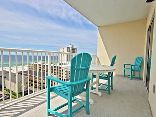 Crystal Tower 808- Your Beach Chair is Calling. Book Today