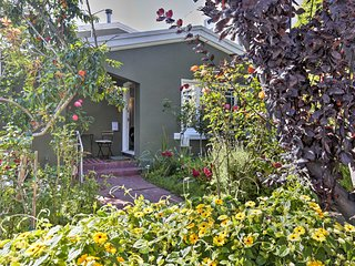 Oakland Home w/ Grill & Garden by Lake Merritt!