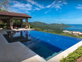 Dazzling Luxury Hilltop Estate  w/ MASSIVE Outdoor Oasis, Infinity Pool ★★★★★