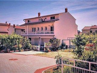 Balkon Wohnung Tina bis 8 personen