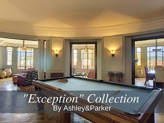 Ashley&Parker - PALACE ROTONDE - Luxury apartment with pool table