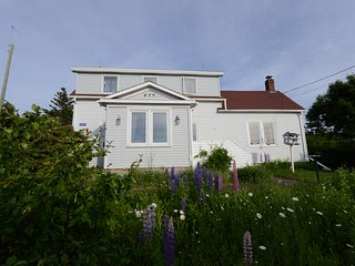 Retro Cottage 30 km from Annapolis Royal - ocean views
