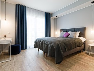 Chic 1-Bed Apartment in the Centre of Tallinn