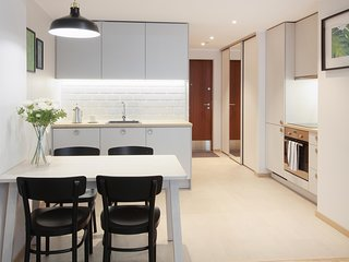 Modern Studio Apartment in City Center