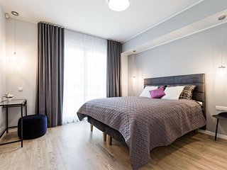 Brand New 1-Bed Apartment in the Centre of Tallinn