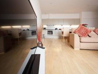 Super 2 Bedroom Flat Heart of Kings Cross Sleeps 5