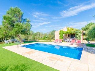 SA TEULADA - Villa for 4 people in Santa Margalida