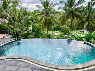 New! Secret Garden Cottage Tabanan Bali