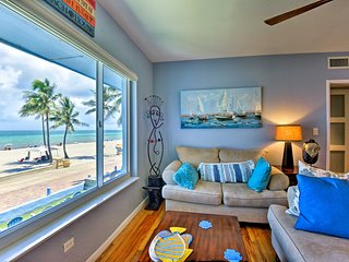 NEW! Ocean-View Condo 100 Yards to Hollywood Beach