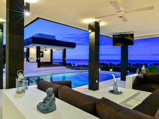 Luxury villa with stunning views