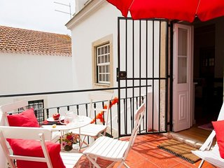 Chanceler Lis apartment in Alfama with WiFi & private terrace.