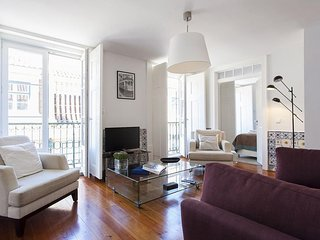 Correeiros Duplex Deluxe apartment in Baixa/Chiado with WiFi, air conditioning &