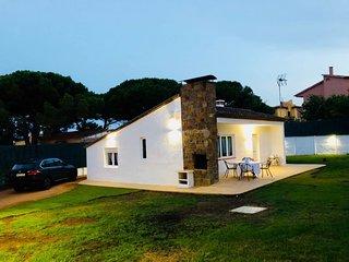 Formentera en la Costa Brava. Exquisita casa a 500 metros de la playa para 8 pax