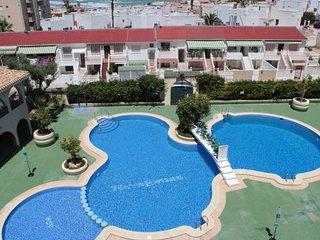 Torrevieja, La Mata Beautifull sea view and pool!
