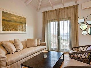 Fiskardo Villa Sleeps 4 with Pool and Air Con - 5658159