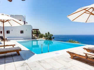 3 bedroom Villa in Agios Lazaros, South Aegean, Greece : ref 5658163