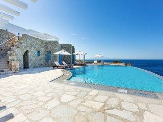 5 bedroom Villa in Agios Lazaros, South Aegean, Greece : ref 5658166