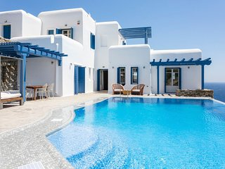 5 bedroom Villa in Agios Lazaros, South Aegean, Greece : ref 5658167