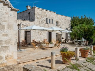 6 bedroom Villa in Grieco, Apulia, Italy : ref 5658158