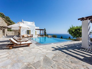 4 bedroom Villa in Agios Lazaros, South Aegean, Greece : ref 5658165